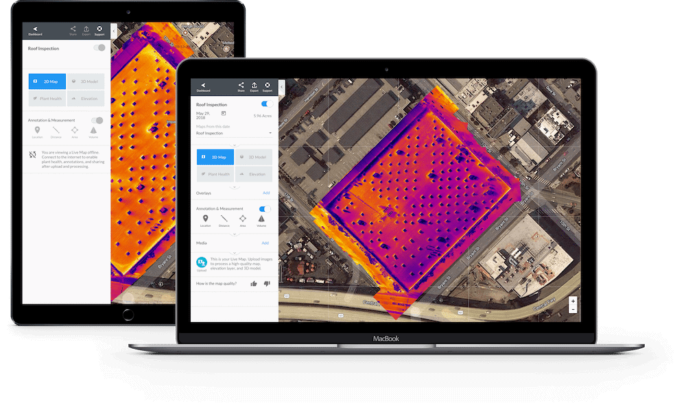 Lancement d'une nouvelle formation dédiée à la thermographie par Drone